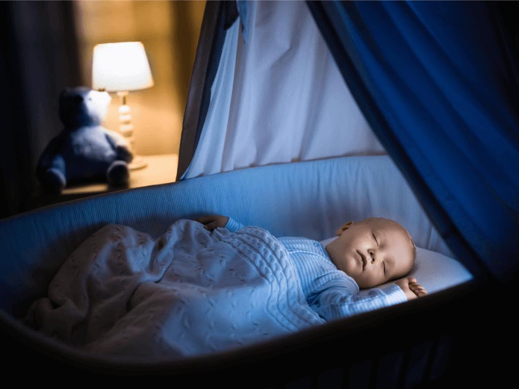 エアコンで子どもが夏風邪?夜寝るとき温度はどうする?