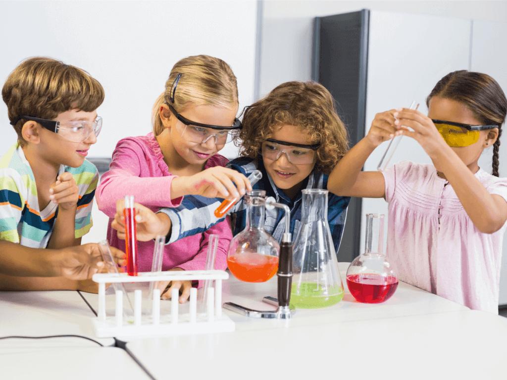 夏休みの自由研究(小学生)は理科!簡単なテーマや実験!