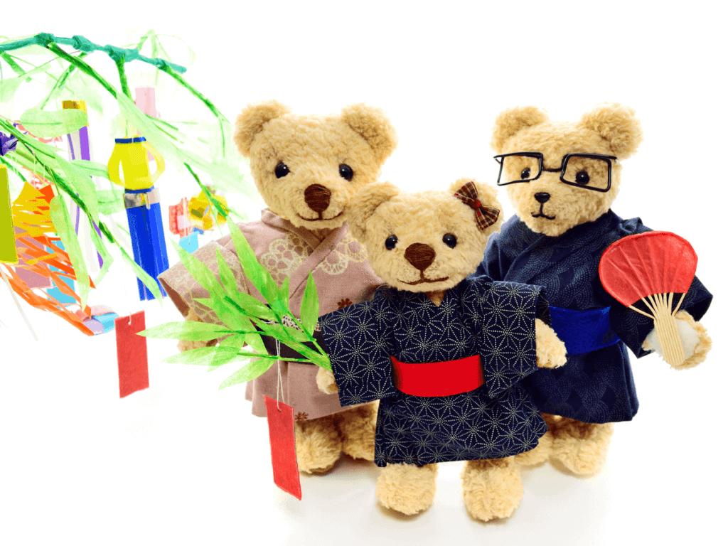 子どもの七夕おすすめのイベントや願い事!飾りの作り方は?