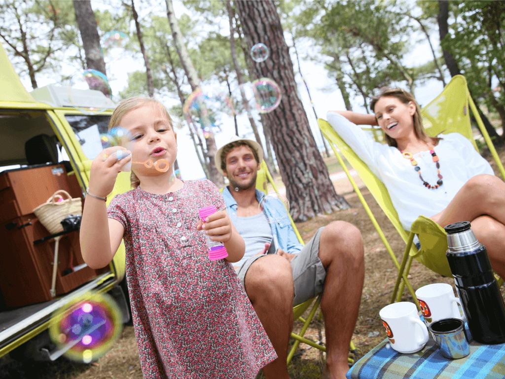 キャンプで子供が喜ぶ遊び道具やオススメの遊び方!