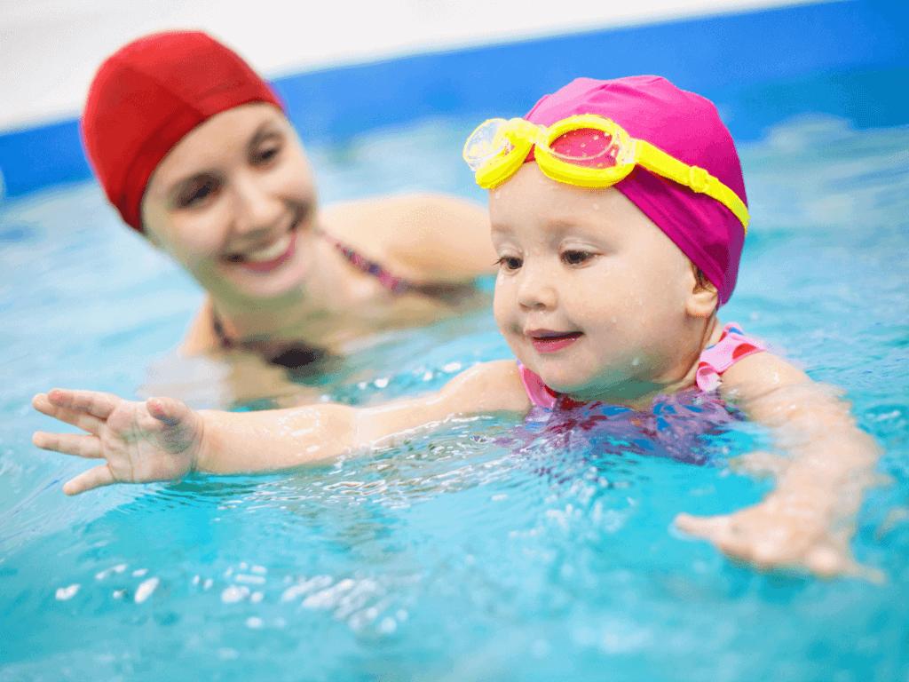子供の水泳の教え方のコツ!メリットも解説