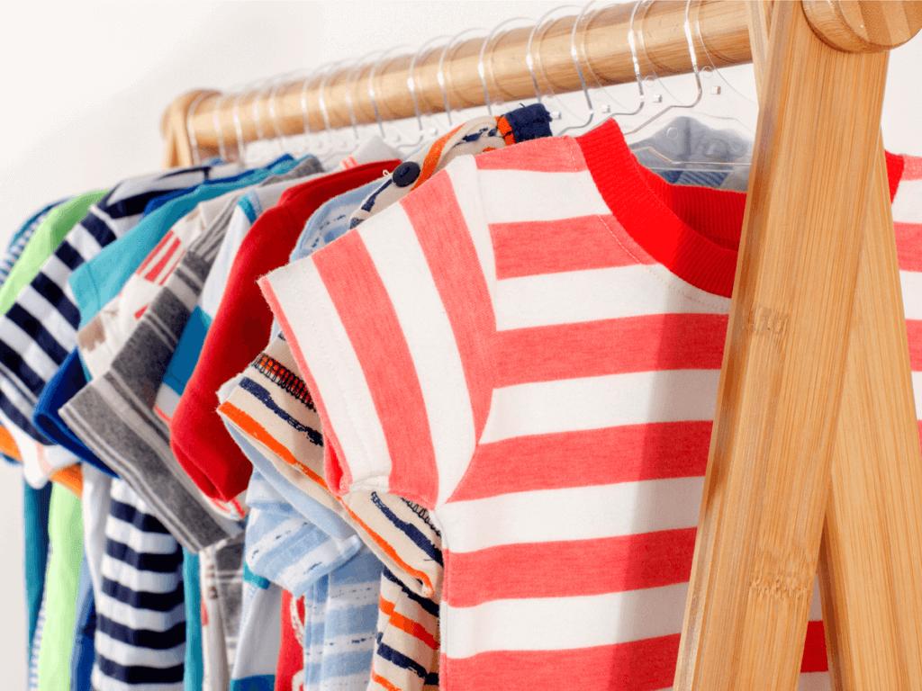 子供や赤ちゃんのTシャツの手作り方法!