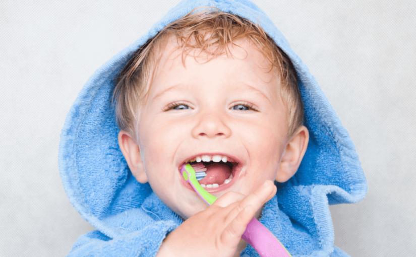 子供が歯磨きを嫌がる時の対処法!回数や出血はどうする?