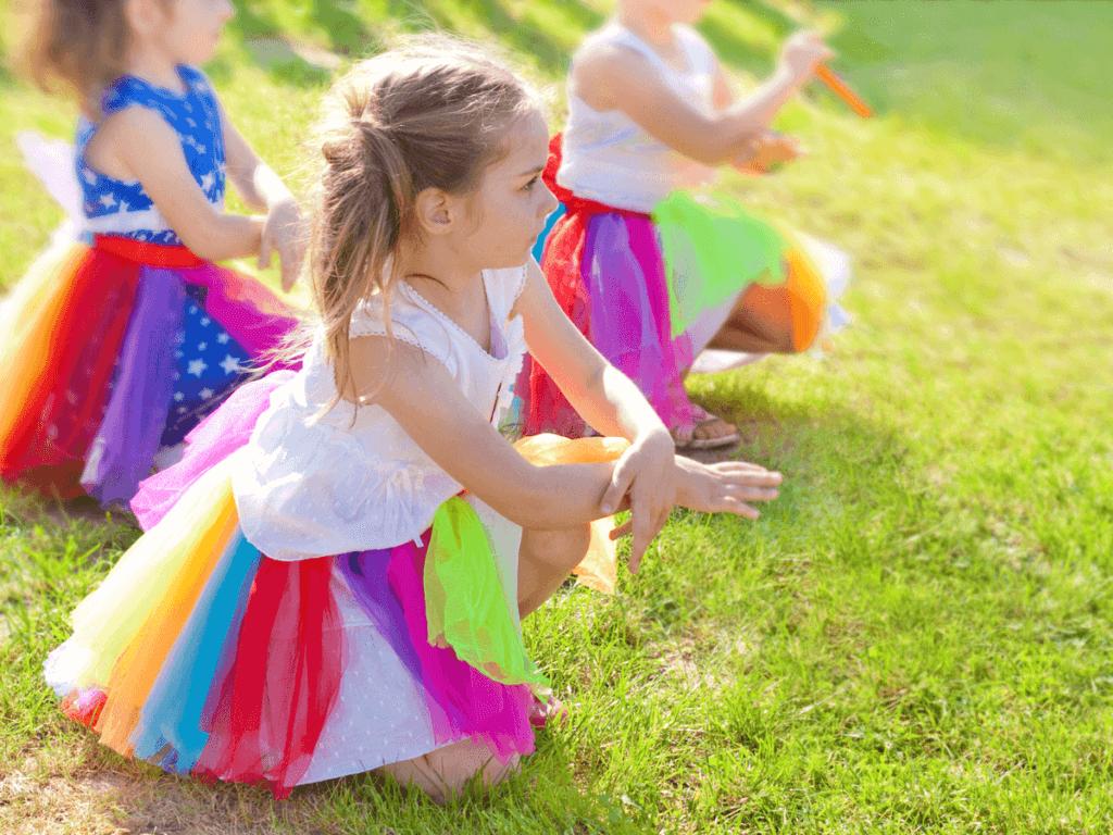 運動会(幼稚園)のダンス2015!衣装はどうする?