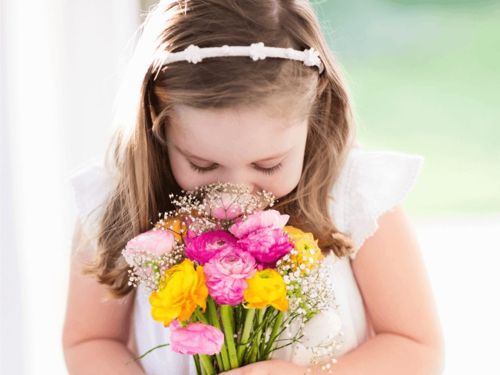 結婚式の子供の髪型のやり方!女の子編!