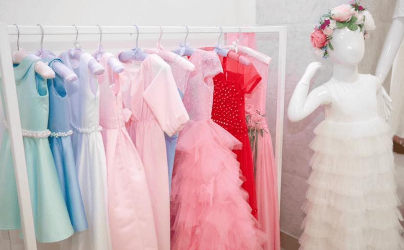 赤ちゃんの結婚式のドレスを手作りやレンタルしよう!