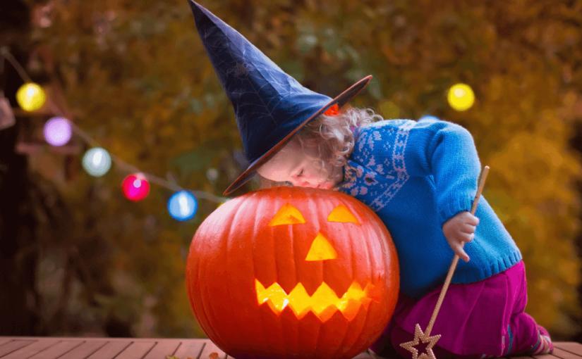 ハロウィンの由来を保育で子供向けに簡単説明!かぼちゃにも由来が?