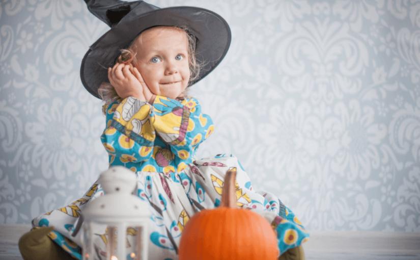 ハロウィンの幼児の衣装を簡単手作り!どんなコスチュームがあるの?