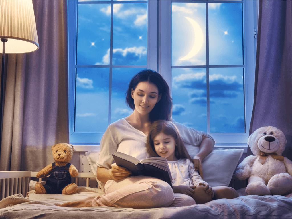 子供が夜寝ないときの原因やオススメ寝かしつけ方法!
