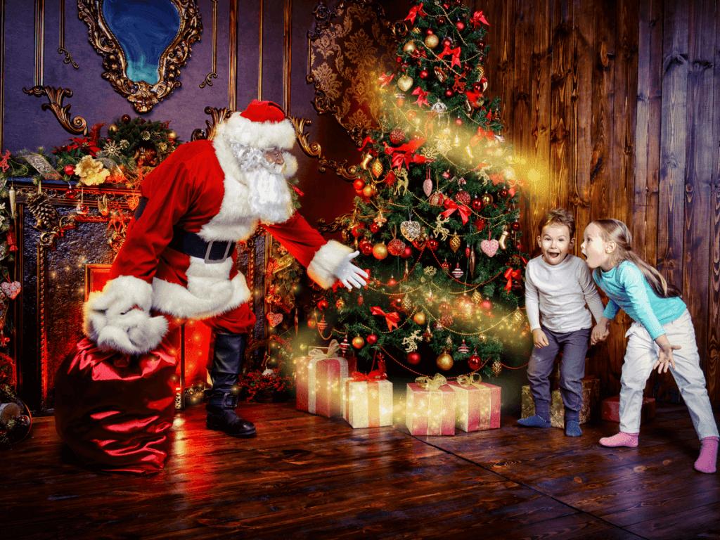 子供(保育園児)へのクリスマスプレゼントのアイデア集!