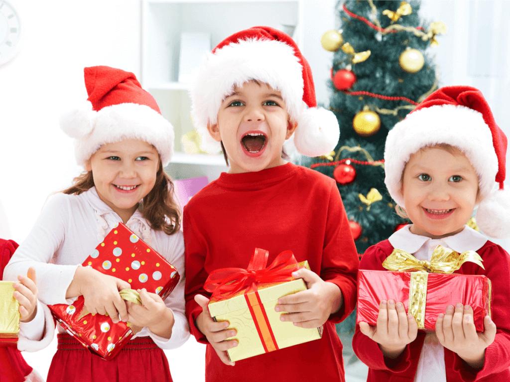 友達の子供へのクリスマスプレゼントにオススメな物!