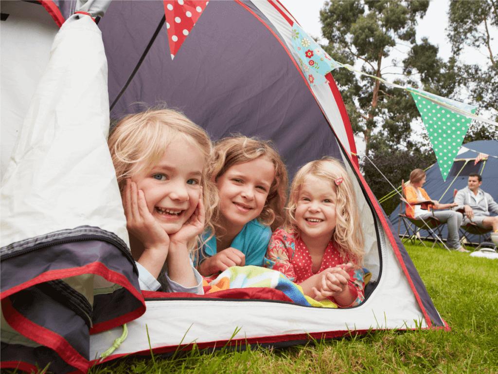 キャンプで子供の持ち物や服装どうする!?