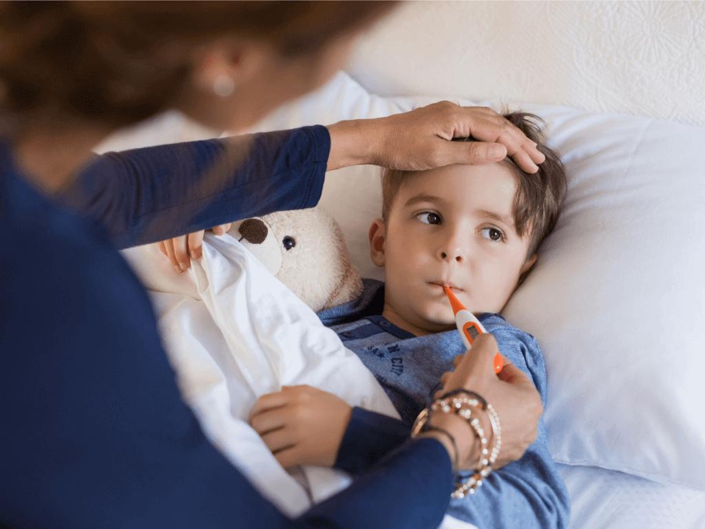 【医師監修】知恵熱ってあるの?赤ちゃんの高熱の本当の原因と対処法