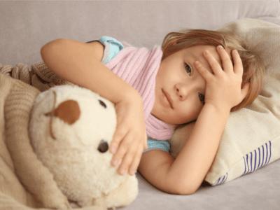 【医師監修】子供の髄膜炎、処置が遅れると後遺症のリスクあり!症状や原因・予防法について