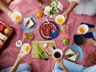 ピクニック お弁当箱