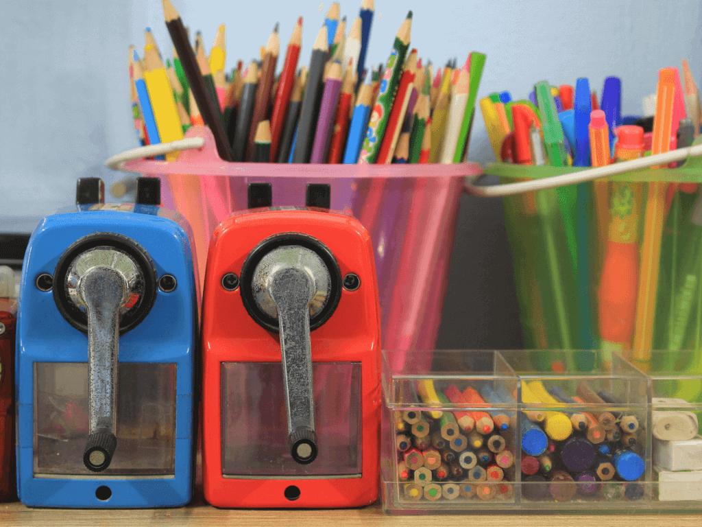 小学生に人気の電動鉛筆削りはどれ?おしゃれで可愛いおすすめ9選!