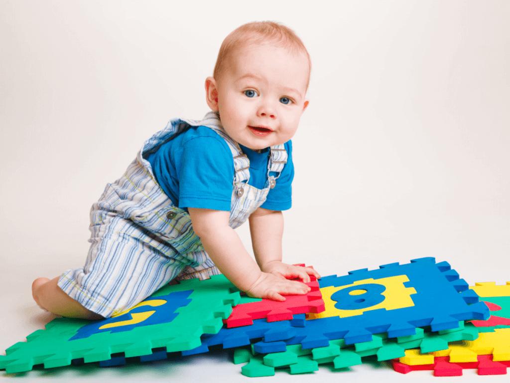 ジョイントマットで赤ちゃんを衝撃から守ろう!選び方やお手入れ方法、おすすめ商品7選