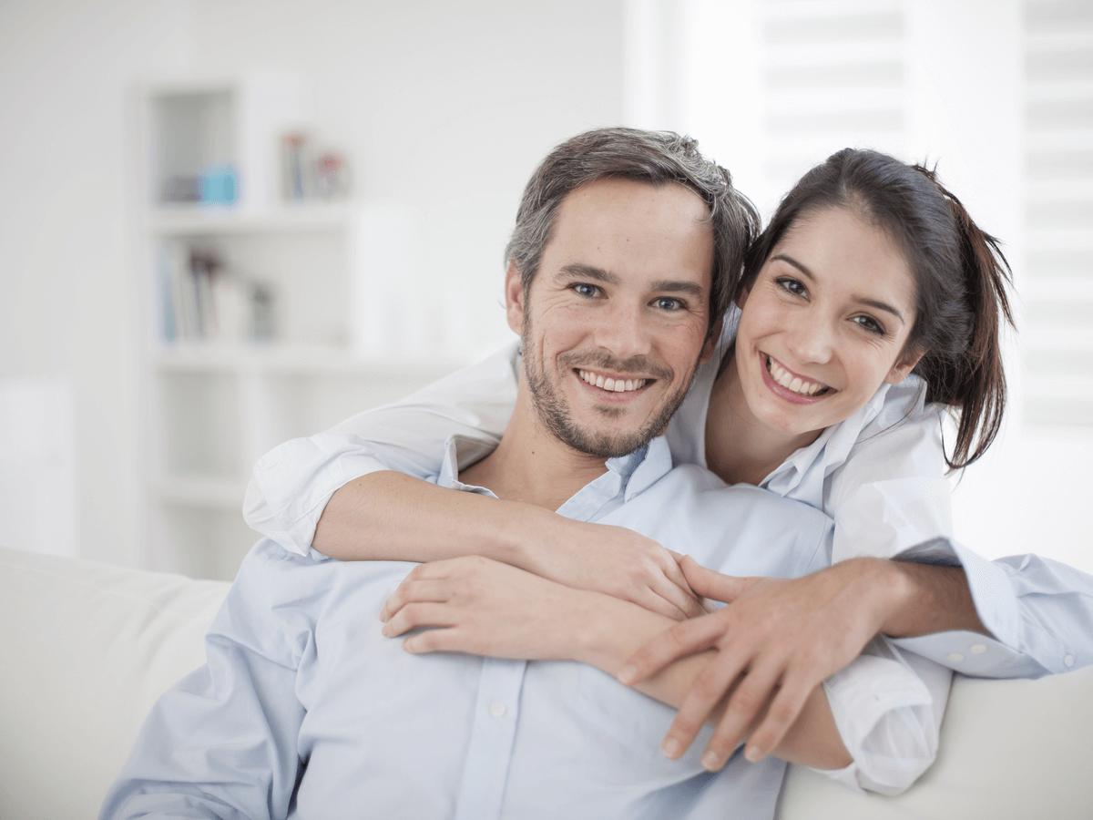 結婚周25年目も中のいい夫婦