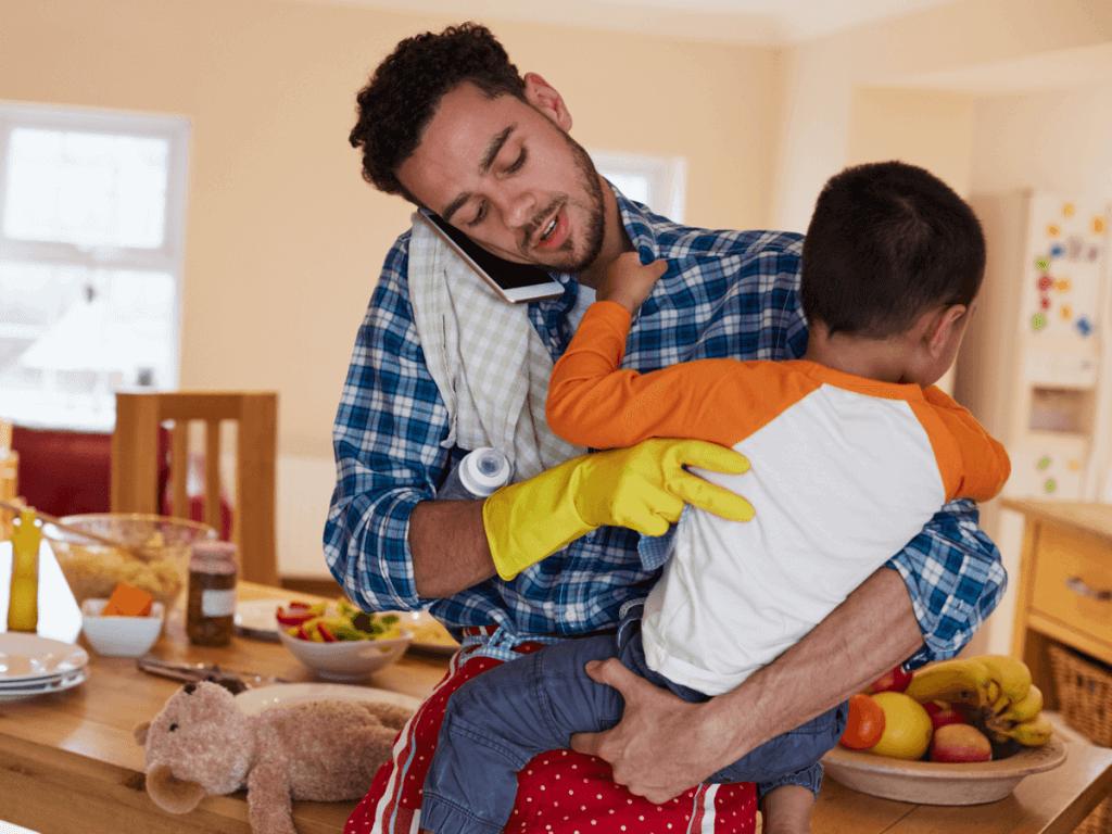 育児コラム『男子育休に入る』がおもしろい!育児は8割幸せで2割は激辛スパイス