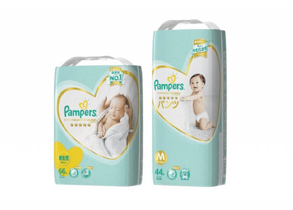 """パンパース史上、最高級?!日本発売40周年を記念して、赤ちゃんのためを""""いちばん""""に考えた最新技術のおむつを発売"""