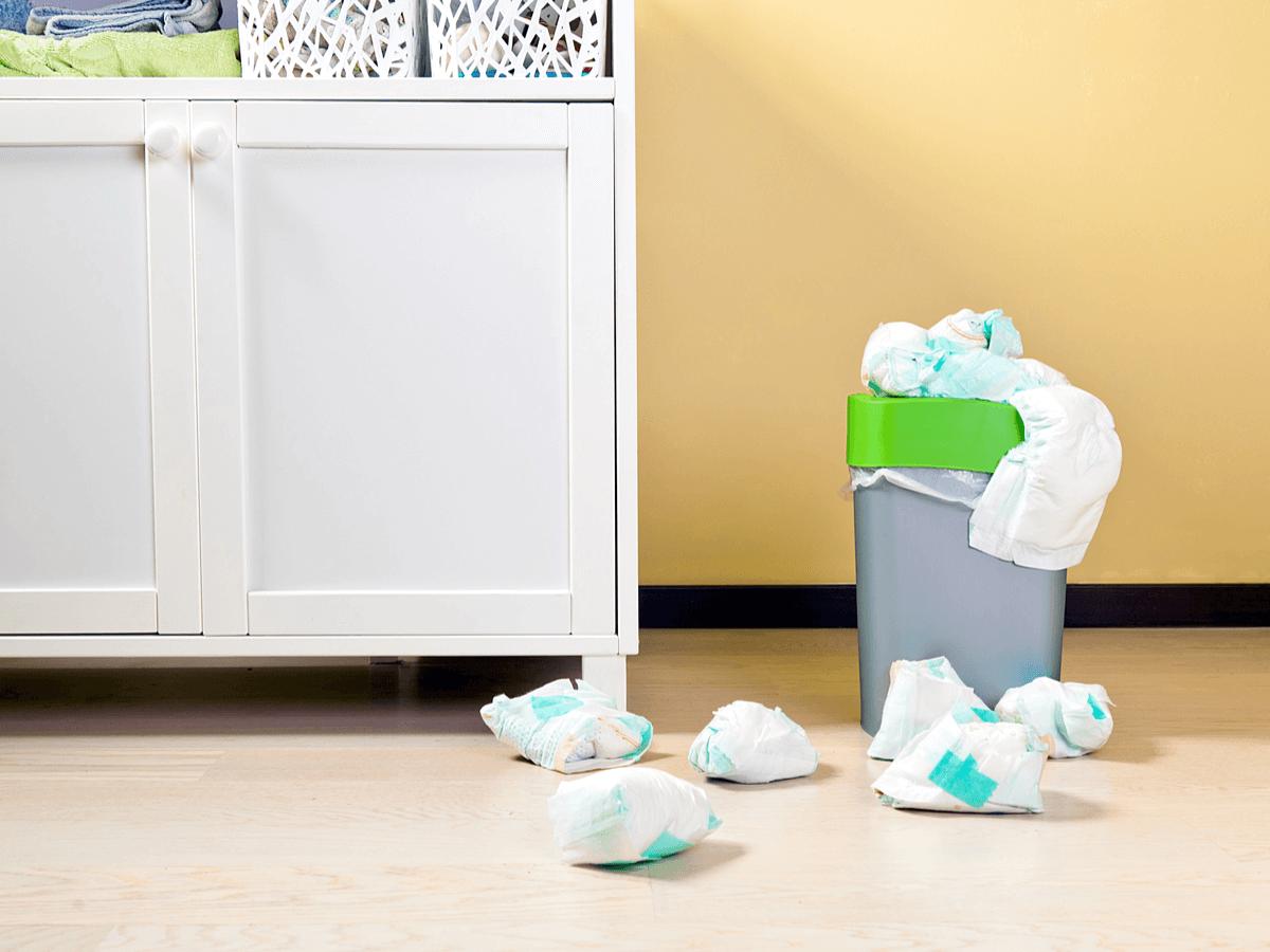 使用済みのおむつどうしてる?処理方法と臭わないおすすめゴミ箱17選(3)