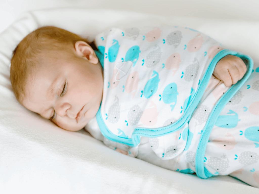 赤ちゃんに必要なおくるみとは?選び方や基本的な巻き方、人気商品6選
