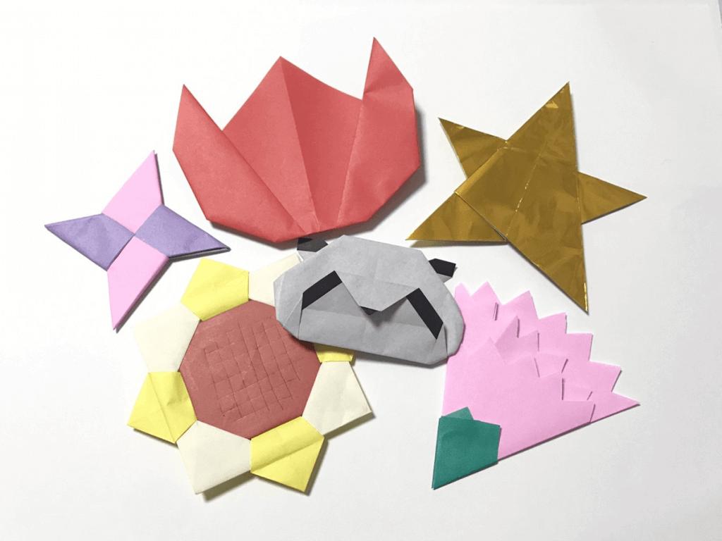 折り紙 簡単