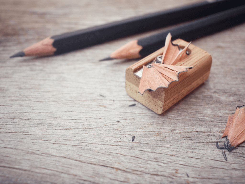 鉛筆削りってどんな種類があるの?手動から電動までスマート商品9選