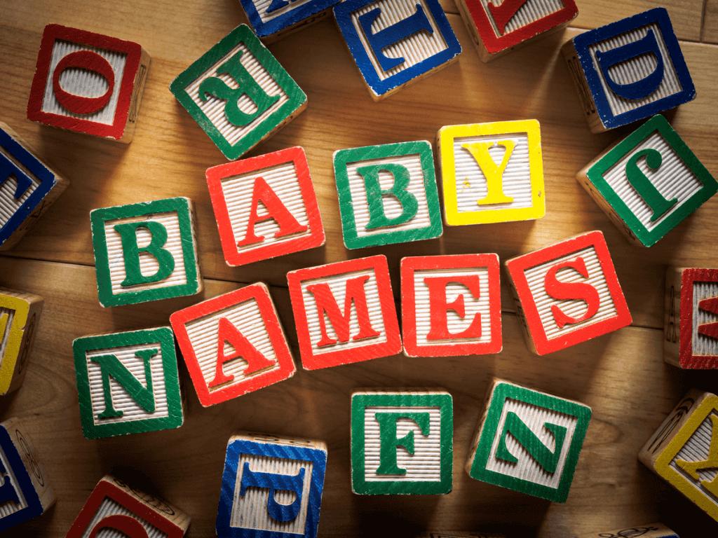 赤ちゃん 名前
