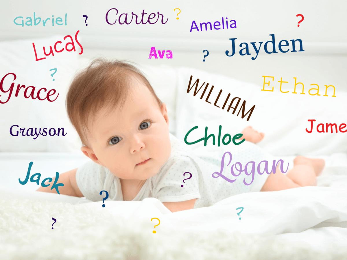 赤ちゃんの名前ランキングをチェック!人気の名前と名づけのポイント・注意点
