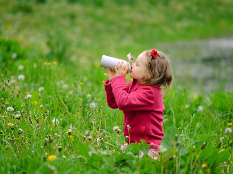 水筒は子供の必須アイテム!なぜステンレスの人気が高いの?