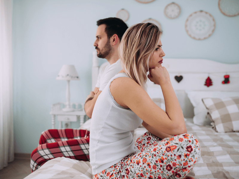 夫婦喧嘩の発端は些細なことが始まり!意外と難しい夫婦喧嘩の仲直り