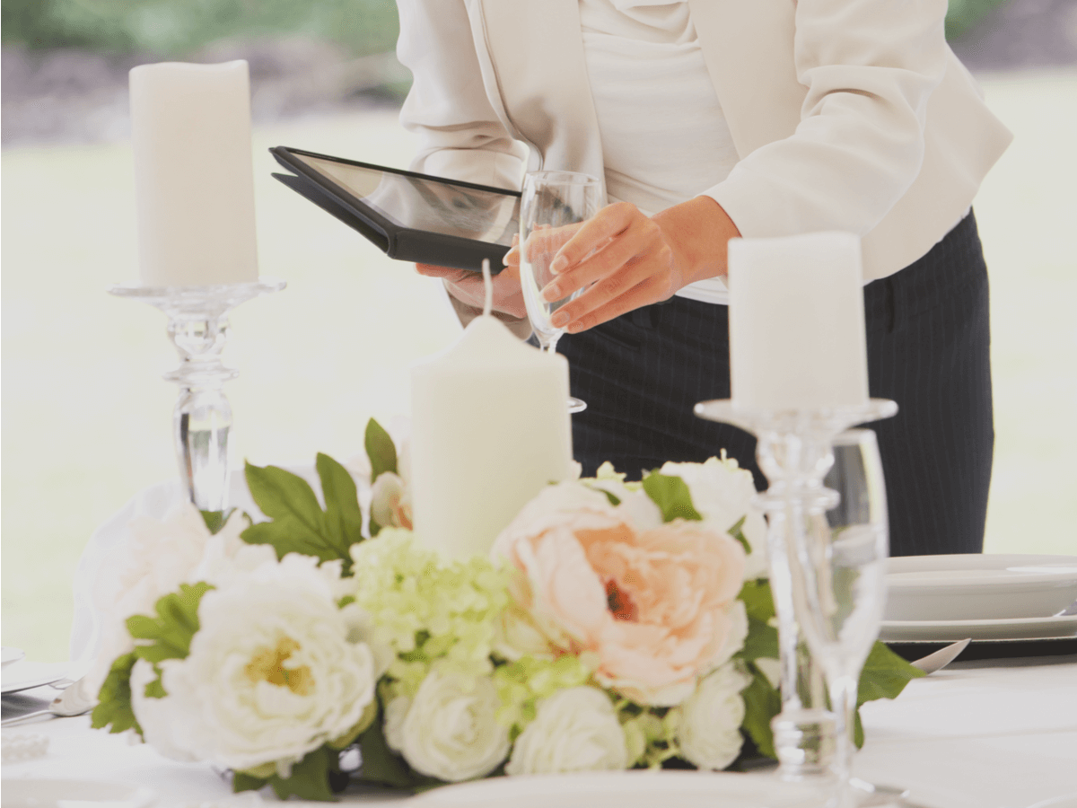 ウェディングプランナーは結婚式のトータルプロデュースを ...