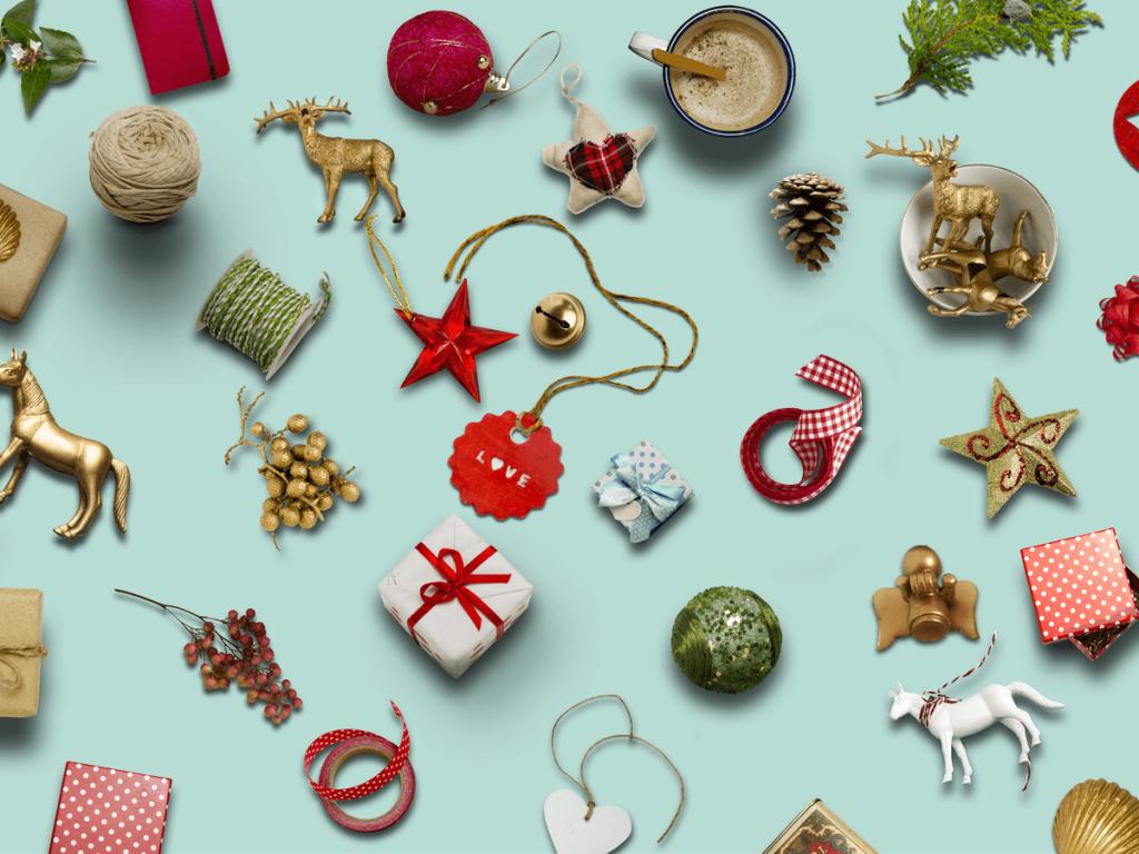 クリスマスの飾り付けは手作りでおしゃれにしよう!100均で揃うグッズとアイディア26選