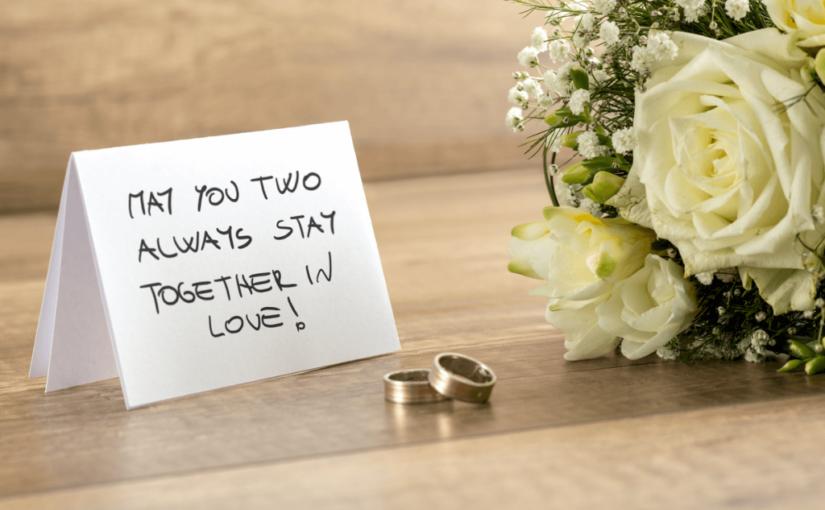 結婚記念日 メッセージ