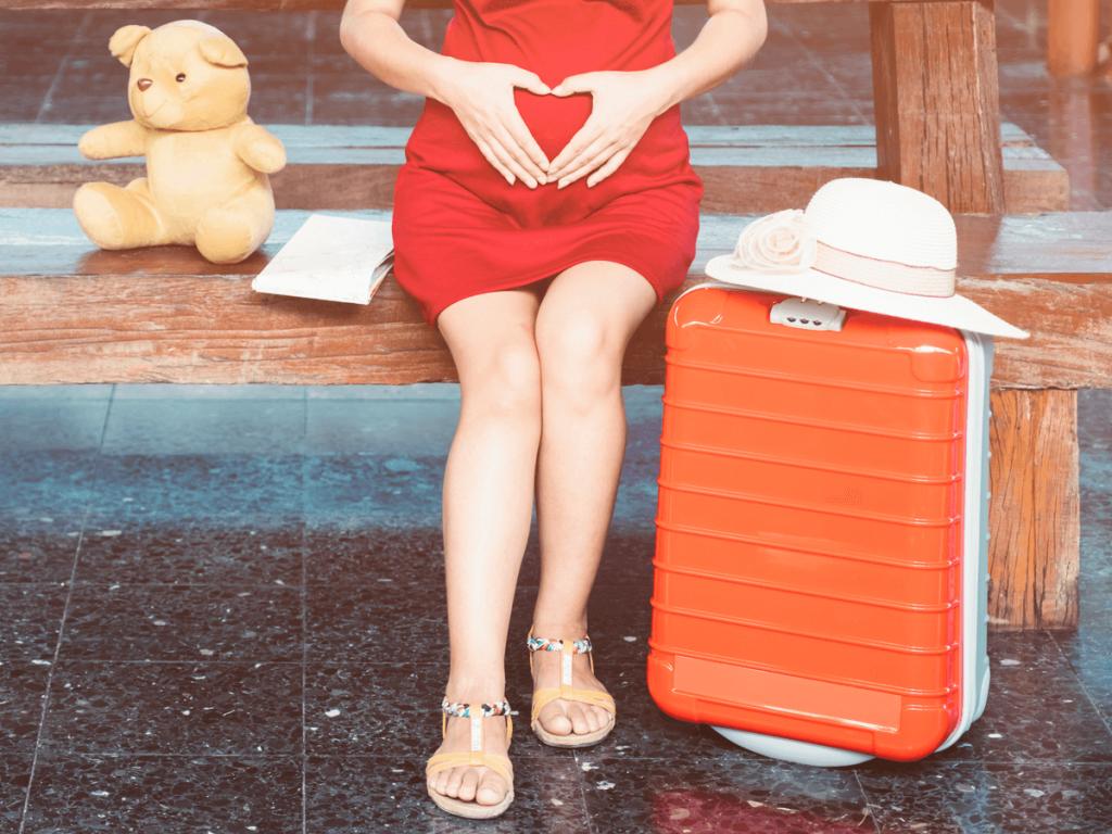 妊婦 旅行