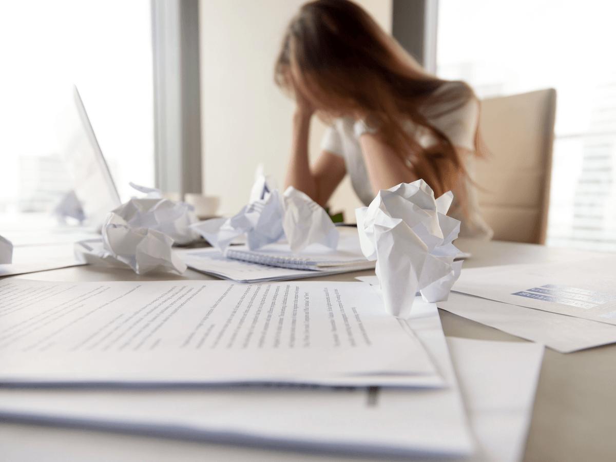 仕事でミスを連発してしまう人の特徴と原因は?そうならないための5つの対策法