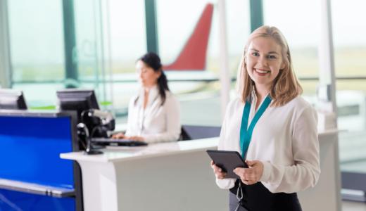 空港で働く人になりたい!全16職種の仕事内容・必要な資格を一挙紹介