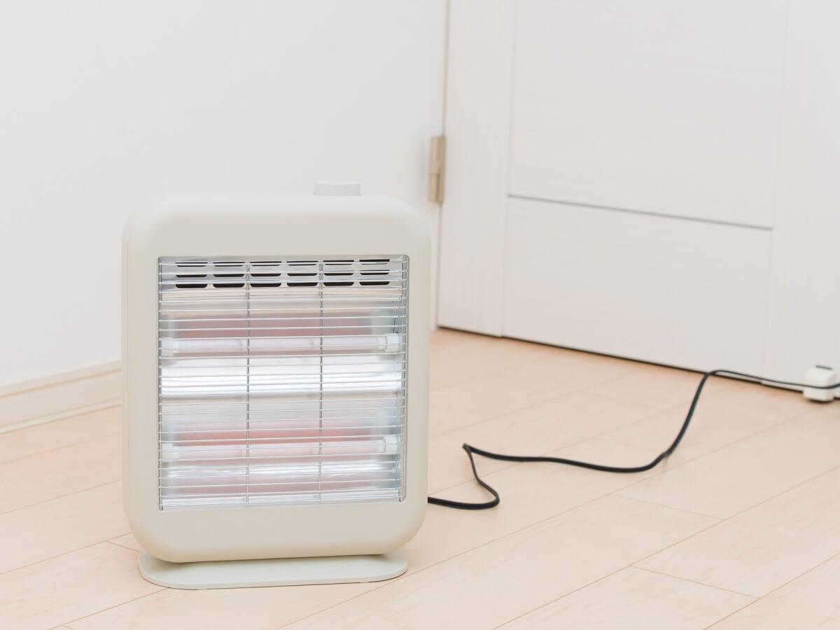 足元を暖めれば暖房はいらなくなります!おすすめ足元ヒーター11選!