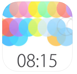 目覚まし アプリ