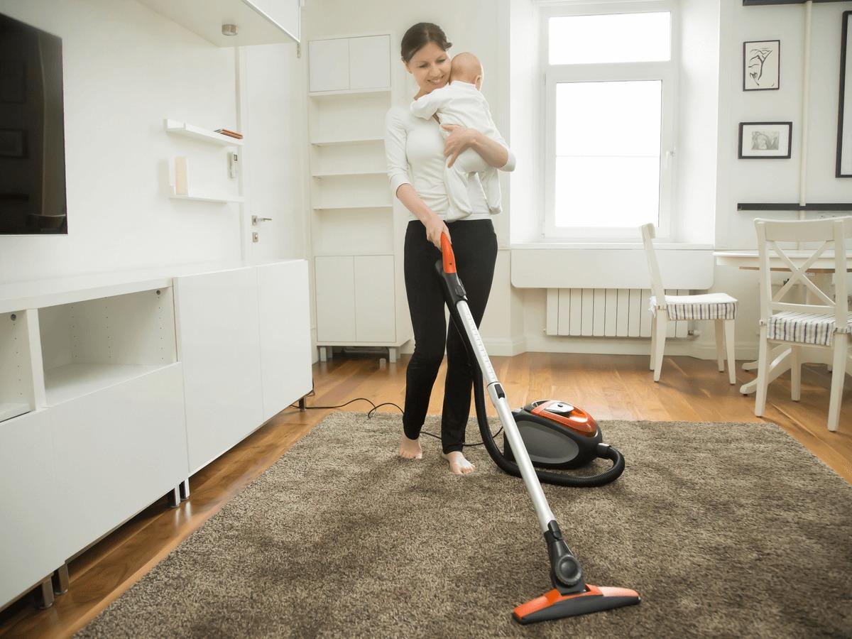 産後の家事をお手伝い!家事代行サービスの利便性