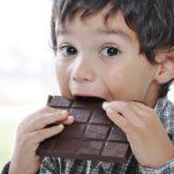 チョコレート 何歳から
