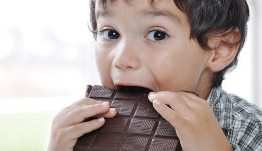 チョコレートは何歳から?5つのリスクと代替できるおすすめ食材はこちら!
