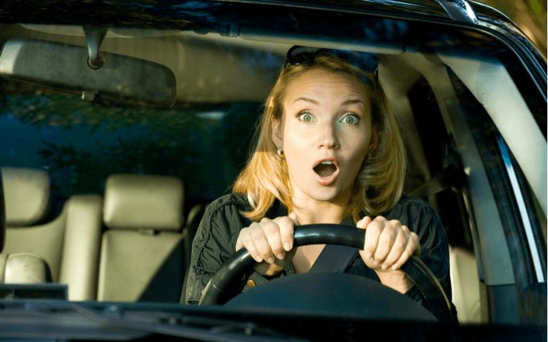 女性ドライバーのデメリット