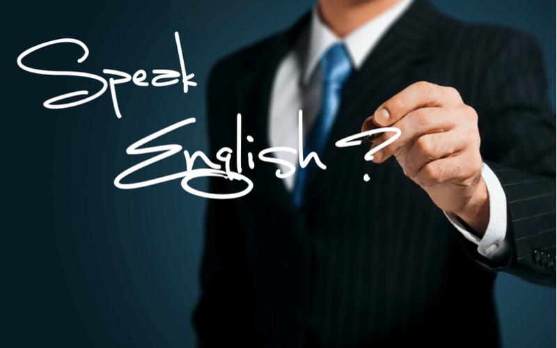 ビジネス英語